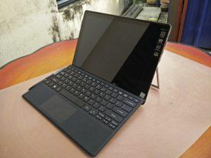 Switch Alpha 12 - Laptop Mode
